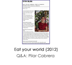 Article Eat your World