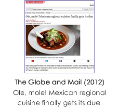 Article The Globe and Mail