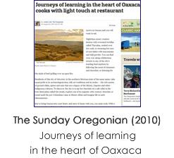 Article The Sunday Oregonian