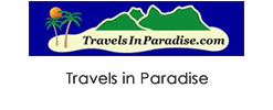Travels in Paradise about Pilar Cabrera